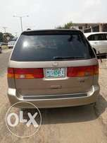 1 Months Used Sparkling Honda Oddysey Space Bus Up 4Sale