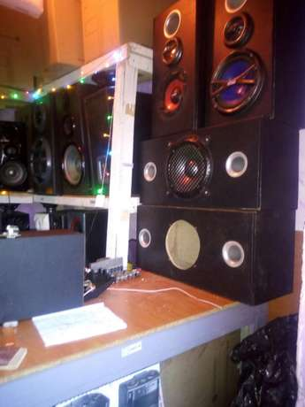 Subwoofer boxes, loud speakers & car subwoofers Molo - image 5