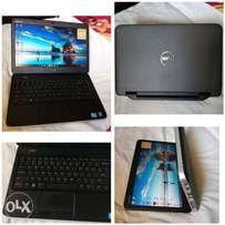 Dell Laptopcorei3, 320gb hard disk,4gb RAM,DVD, SD port,hdmi, vga, 3usb ports, Very clean,slim, light and in excellent working condition.