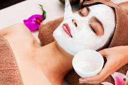 Rejuvenating facials treatment