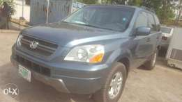 2006 Honda Pilot very sharp for sale.