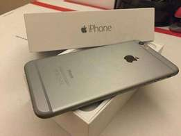 New Iphone 6 in box 64gig