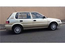 Toyota tazz for R 24,000