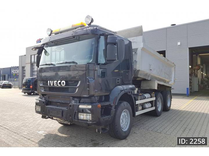 Iveco TRAKKER 500 Active Day, Euro 5, Intarder - 2012