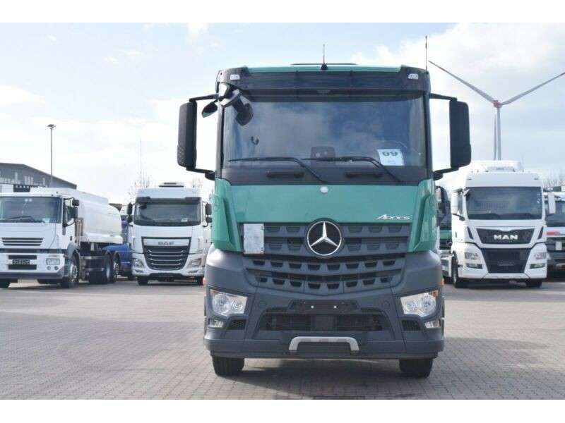 Mercedes-Benz Actros 1845 Streamspace Hydro / Leasing - 2016 - image 2