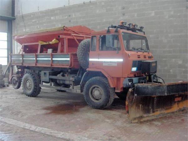 Fiat Cm90 - 1984