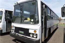 Mercedes 1724 bus 65 seater