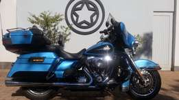 2012 Harley Davidson Electra Glide Ultra Classic.