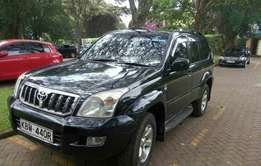 Toyota Prado Diesel Manual 2006 for Quick Sale