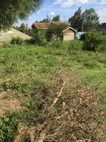 Prime 100 by 100 plot for sale in Rongai, leoster academy