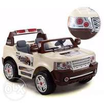 A&S Range Rover for Kids - Ride On- Battery Powered Car Jeep