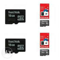 Follow Come M card 16Gb memory micro card For sale or swap