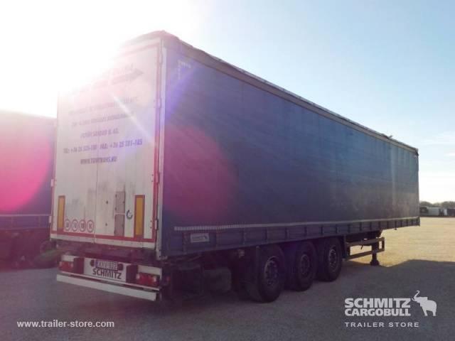 Schmitz Cargobull Tolóponyva tekercs - 2012 - image 5