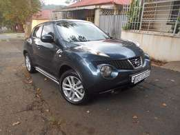Immaculate condition 2013 Nissan Juke 1.6 Turbo Full house