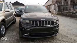 Recently Registered 2016 Jeep Grand Cherokee SRT With Only 6k Miles.