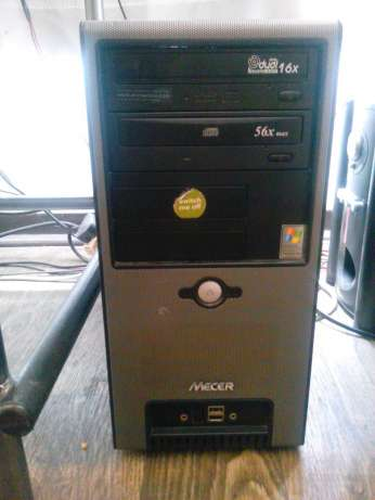 R700 Intel cpu box with 1G graphic card, for home use, business, study Bedfordview - image 1