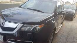 Clean registered Acura mxd suv