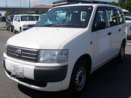 Toyota Probox 2009 accident free