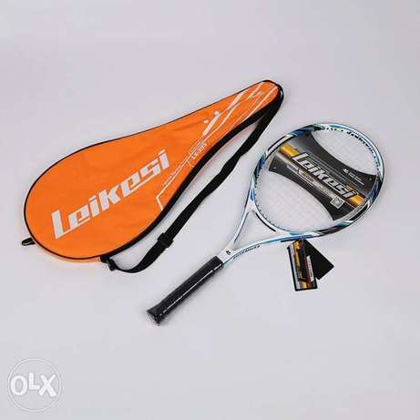 New Tennis Racket High Quality Made in Germany