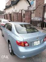 Used 2009 corolla for sale