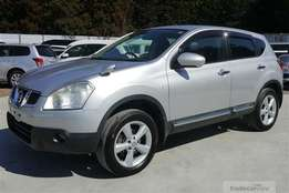 Nissan Dualis just arrived KCM