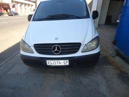 2004 Mercedes Benz Vito Available for Sale