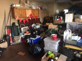 We Clean Garages For Free!!! In Exchange For Your Unwanted Goods