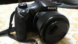 Sony DSC-HX300 cybershot DSLR 50× optical zoom 20.4 mepx.full hd movie