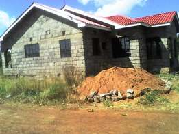 Incomplete 3 Bedroom Bungalow For Sale In Juja