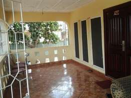 3bedroom flat for rent F line Buokrom 300ghc a month