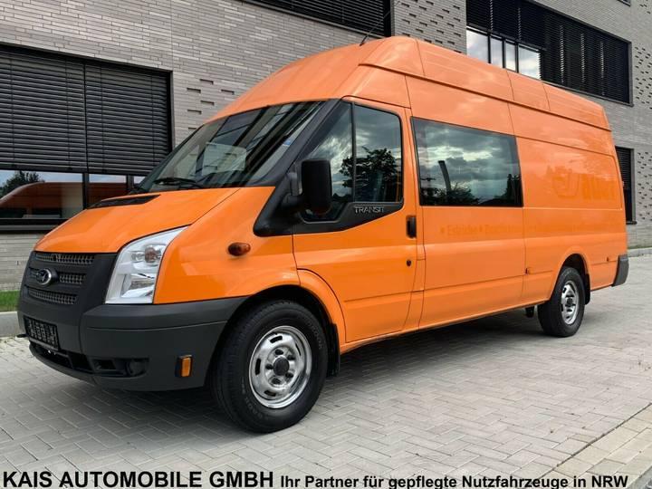 Ford Transit 2.2 TDCI MAXI MiXTO Kasten*6 Sitze*AHK* - 2013