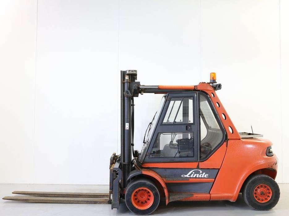 Linde H80d-900/353 - 2007