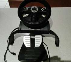 Speed Link Racing Wheel for PC/PS2/PS3