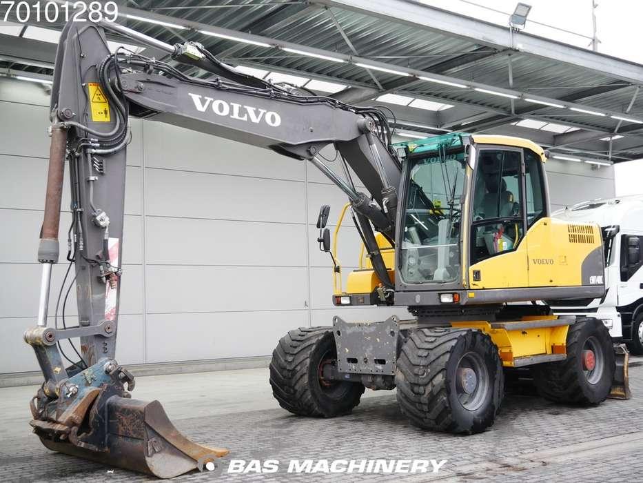 Volvo EW140C Ex dutch machine - all functions - 2007