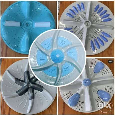 Washing machine impeller for all machines