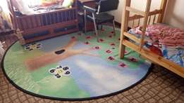 Children room carpet