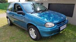 1997 Opel Corsa 1.3is in good ondition