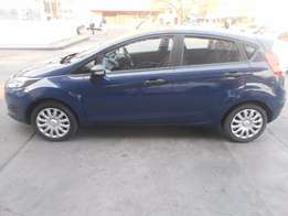Ford Fiesta 1.4 2014 model Blue in color 8000km R138000