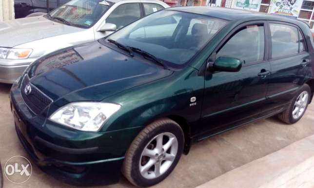 Toks toyota corrola 2003 model very clean car full A.C Ibadan South West - image 1