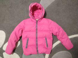 c1d12615c Куртка пуховик розовая на девочку 104см lenne reima chicco