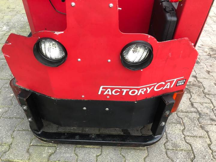 Factory Cat XR40-D Schrobmachine - image 13