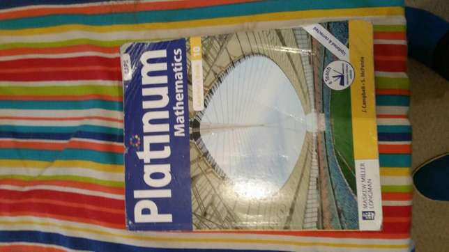 Various grade 10 and 9 textbooks/practice books Gillitts - image 1