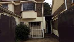 Kileleshwa: Spectacular 4Bedroomed maisonette for sale.