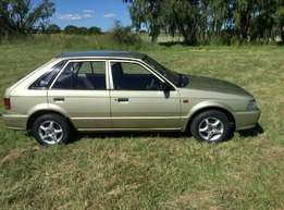 Mazda 323 sting in good condition