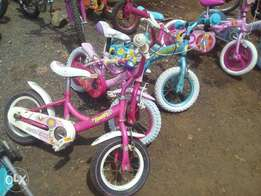 Kids bikes, ex UK