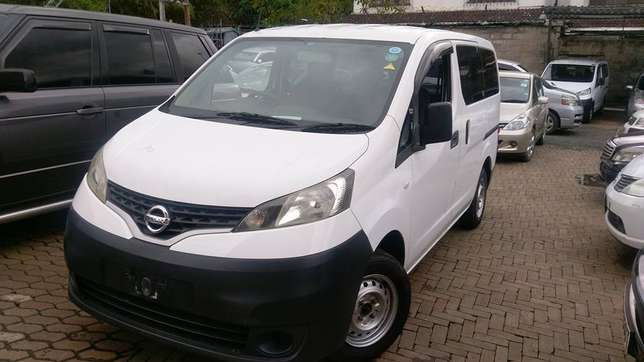 Nissan NV200 just arrived on quick sell Nairobi CBD - image 3