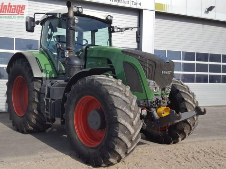 Fendt 936 Vario Profi Plus - 2011