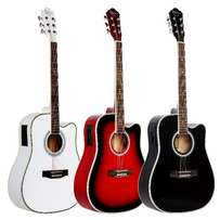 Guitar Acoustic Semi electric with Equalizer