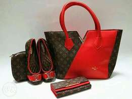 handbag sets by Katlego.