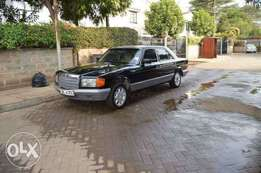 FRIDAY OFFER Mercedes W126 SE280 5 Speed manual*Powerfull machine